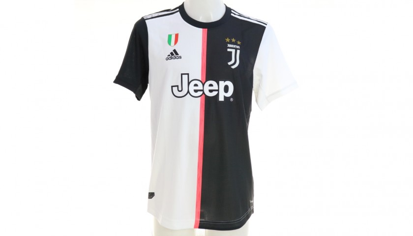 Pjanic's Authentic Juventus Signed Shirt, 2019/20