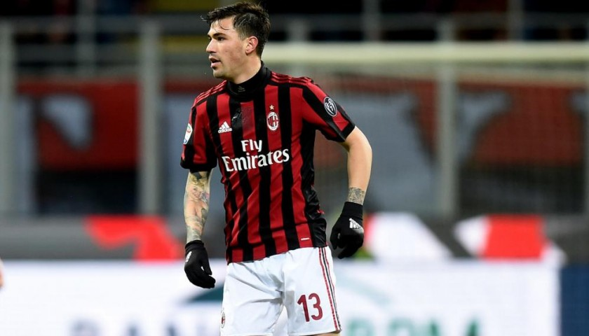 Maglia Home AC Milan ALESSIO ROMAGNOLI