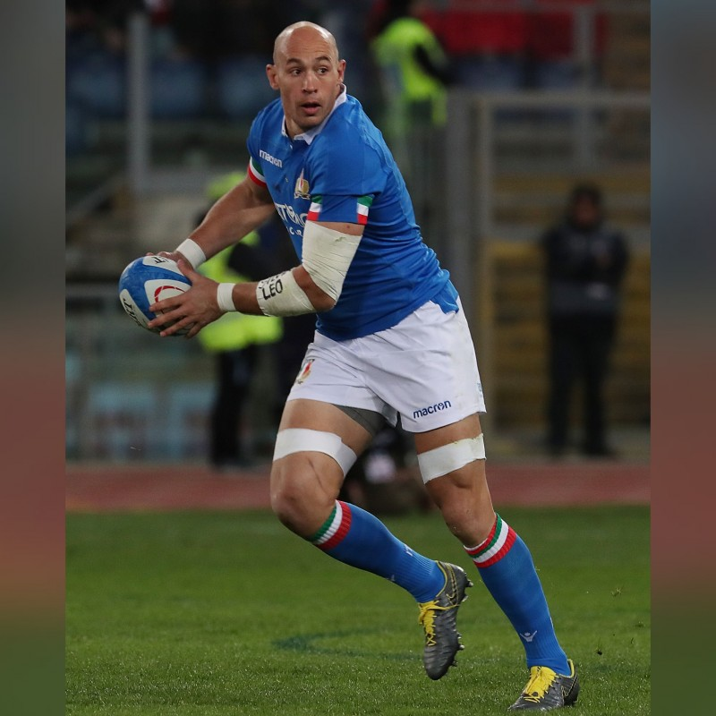 Video-lezione con Sergio Parisse