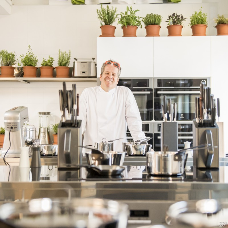 Attend a Cooking Class with Chef Ernst Knam