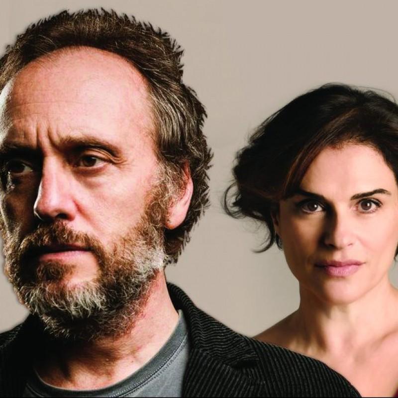 Incontra Luca Lazzareschi e Laura Marinoni al Teatro Franco Parenti