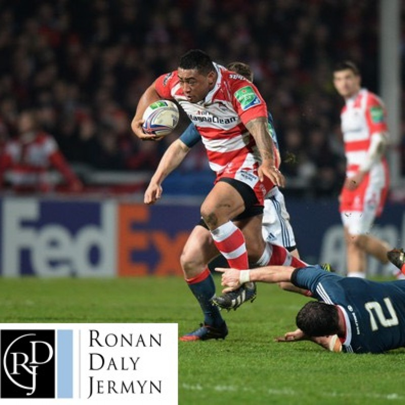 Attend the Gloucester v Munster Rugby Match