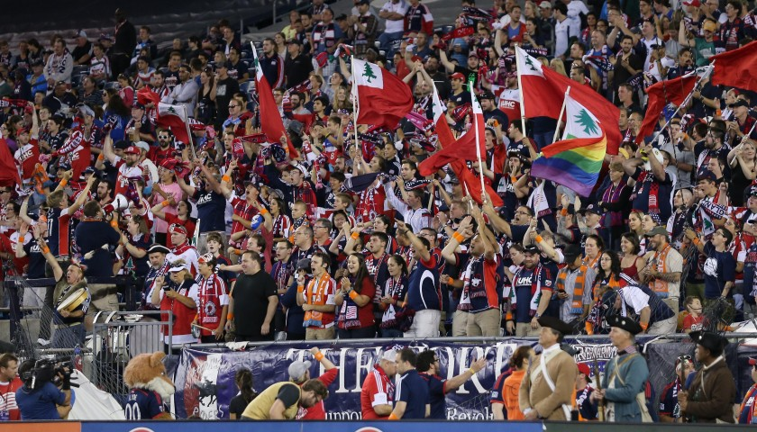 Ultimate Fan Experience at New England Revolution