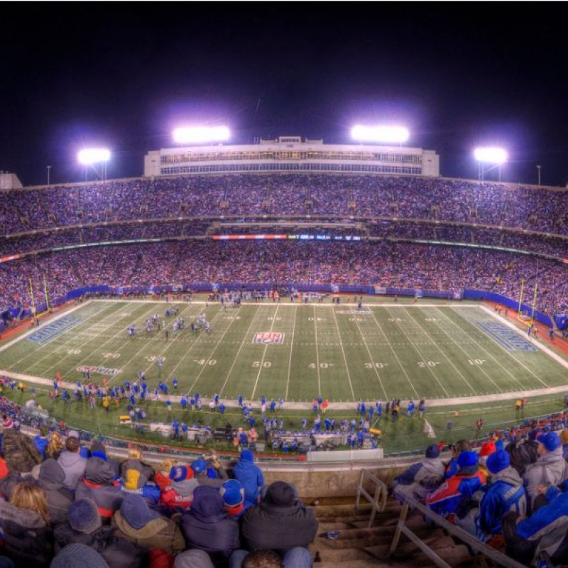 4 Home Game Tickets to Watch the NY Giants from the 4th Row