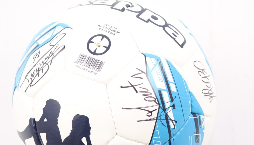 Official Napoli Football, 2018/19 - Signed by the Players
