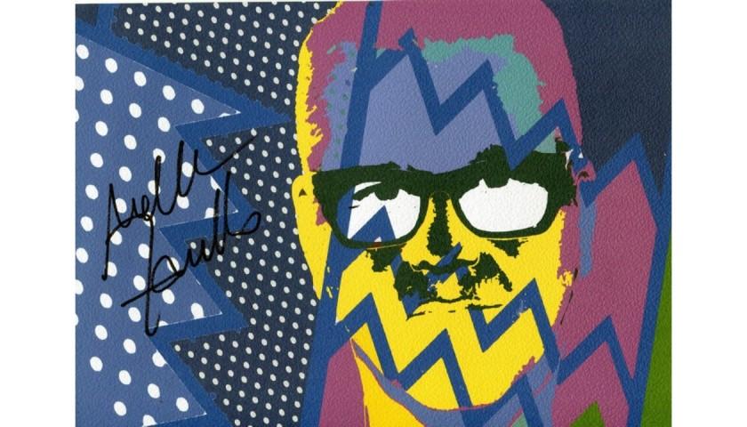 """Michele Zarrillo"" Original Limited Edition Board by G.Karloff"
