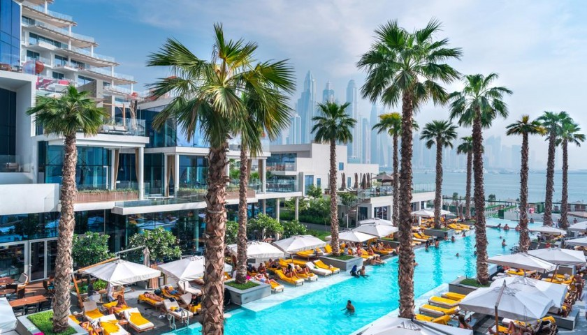Four-Night Holiday for 2 At The New Five Palm Jumeirah, Dubai