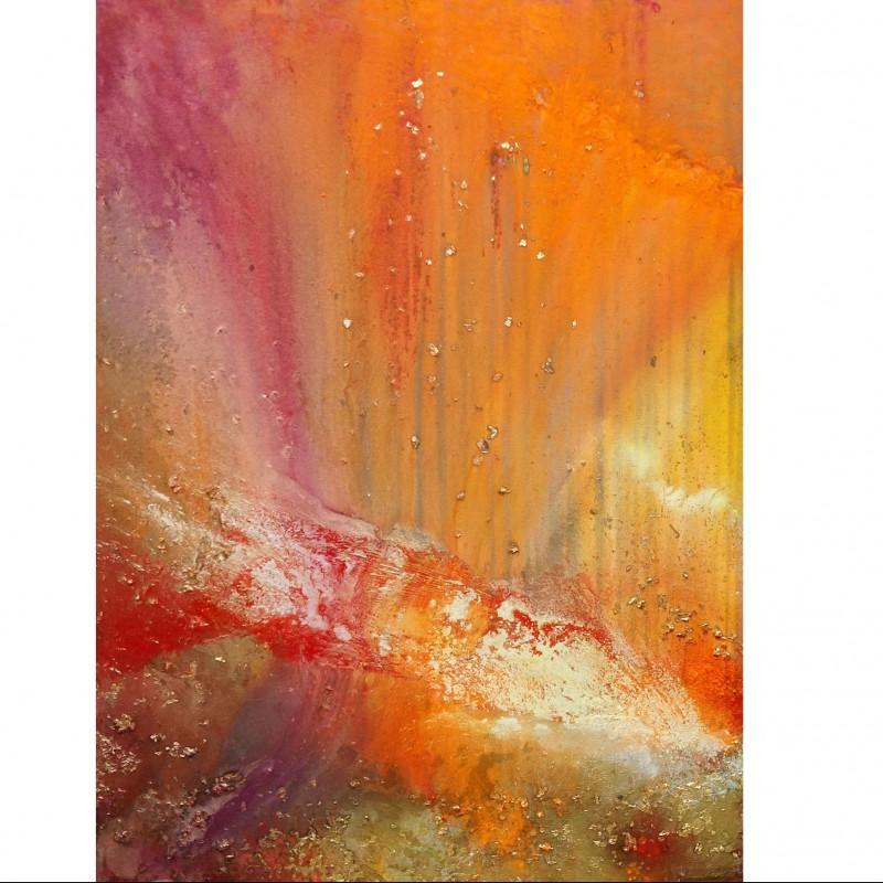 'Paradise Falls' by Jayshree Kapoor