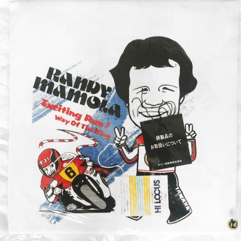 Vintage Randy Mamola Lucky Strike Yamaha T-Shirt