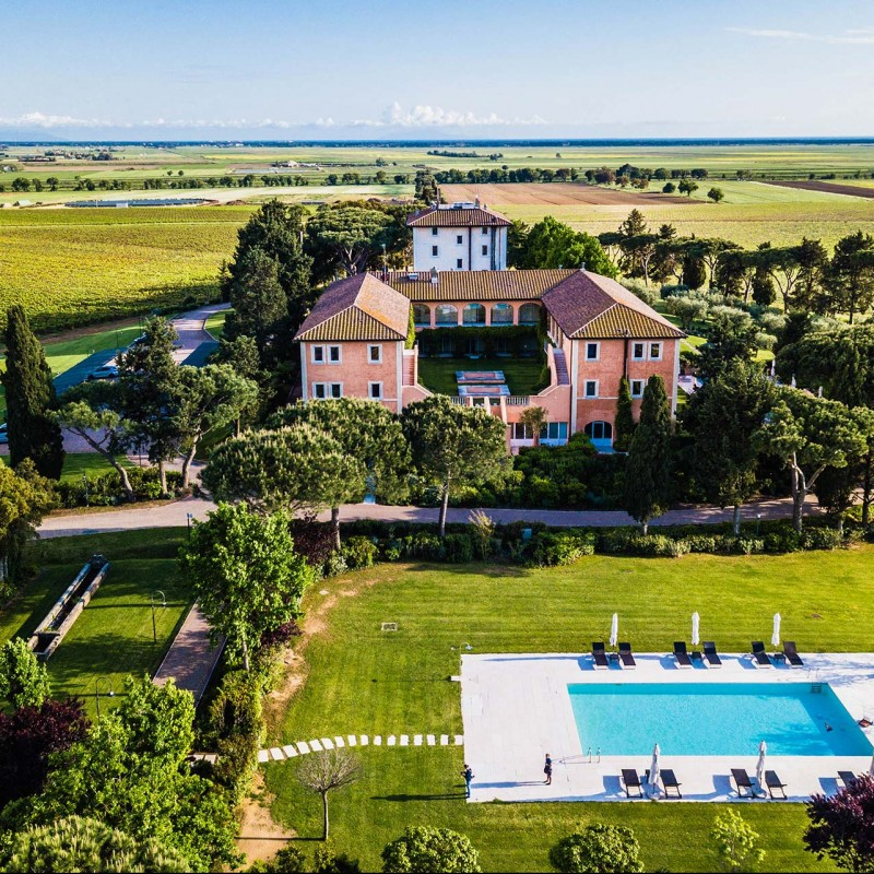 Three-Night Stay for Two at L'Andana Resort in Tuscany