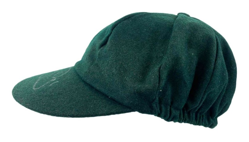 Baggy Green Signed by Steve Waugh