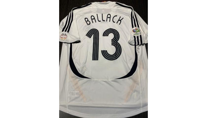 Ballack's Germany Match Shirt, 2006