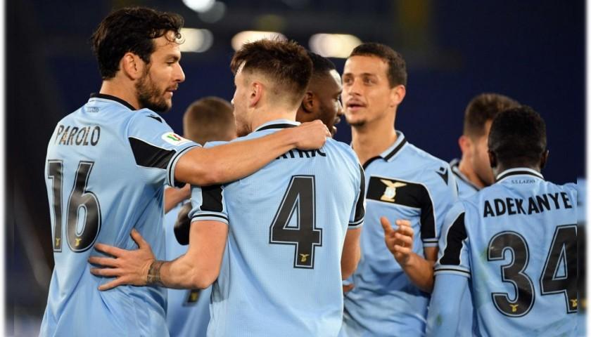 Berisha's Worn Shirt, Lazio-Cremonese 2020