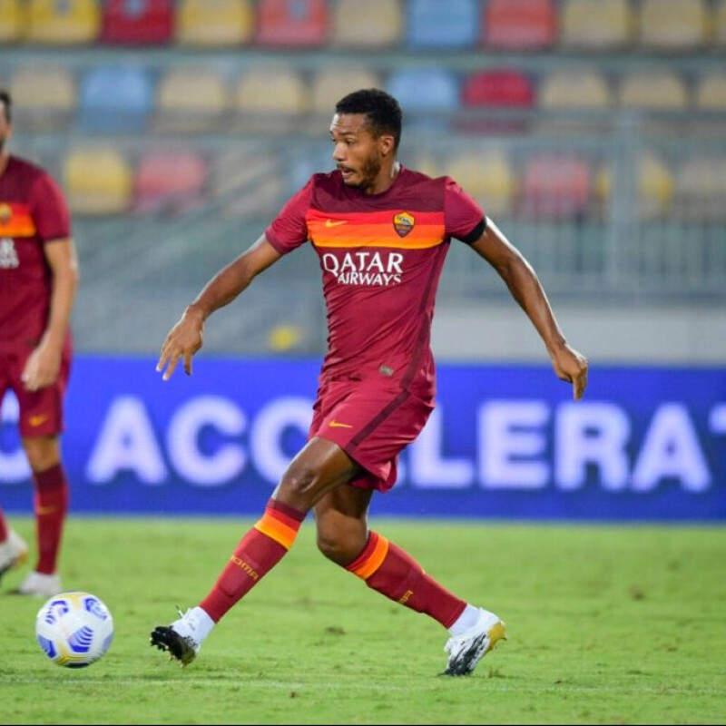 Jesus' Match-Issued Shirt, Roma-Torino - WFP Special