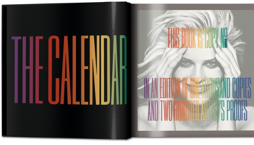 """Pirelli - The Calendar. 50 Years and More"" Book"