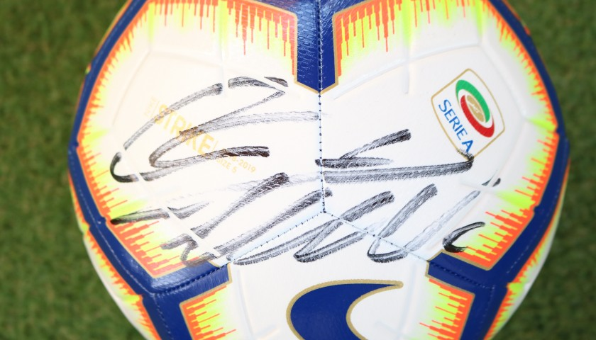 Official Serie A 2018/19 Football - Signed by Ronaldo