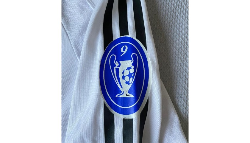 Helguera's Match Shirt, Real Madrid-Olympiacos 2005