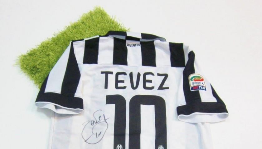 5946add98 Tevez Juventus shirt