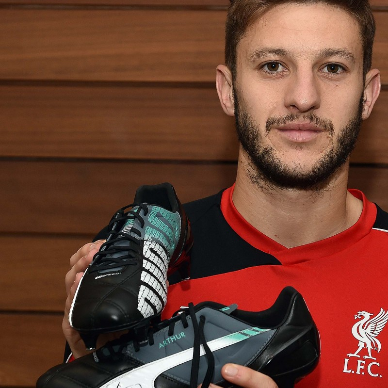 Adam Lallana Signed Football Boots