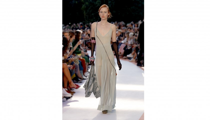 Two Invitations to the Missoni Co-Ed Fashion Show + a Total Look