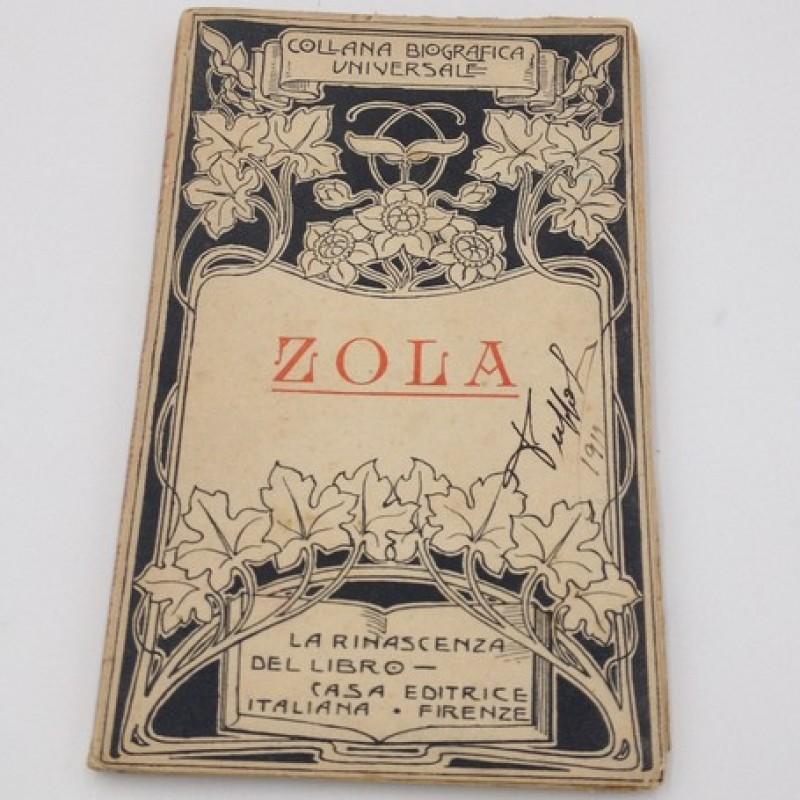 """""""Zola"""" - Antonio Giusquiano (1902/10)"""