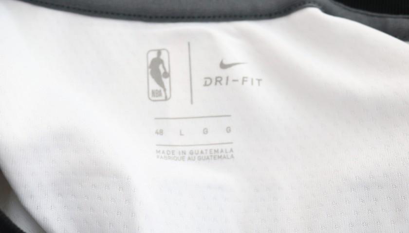 Belinelli's Official San Antonio Spurs Signed Jersey, 2018/19