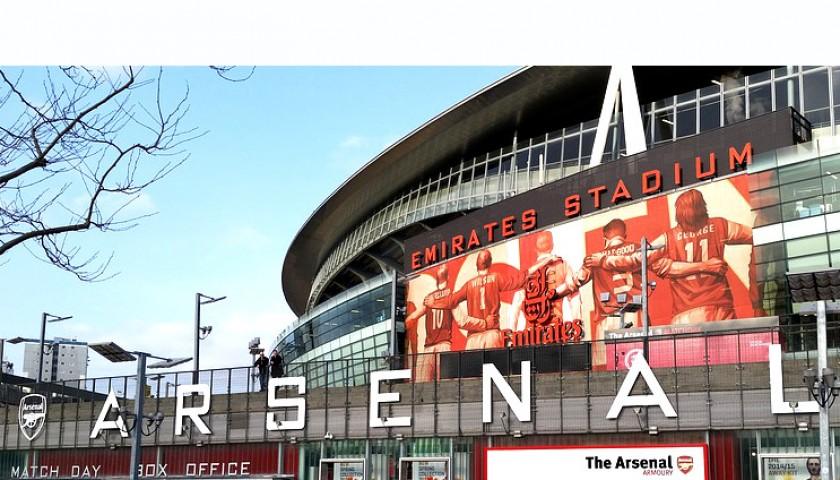 Experience Arsenal vs. Bayern Munich from The Diamond Club
