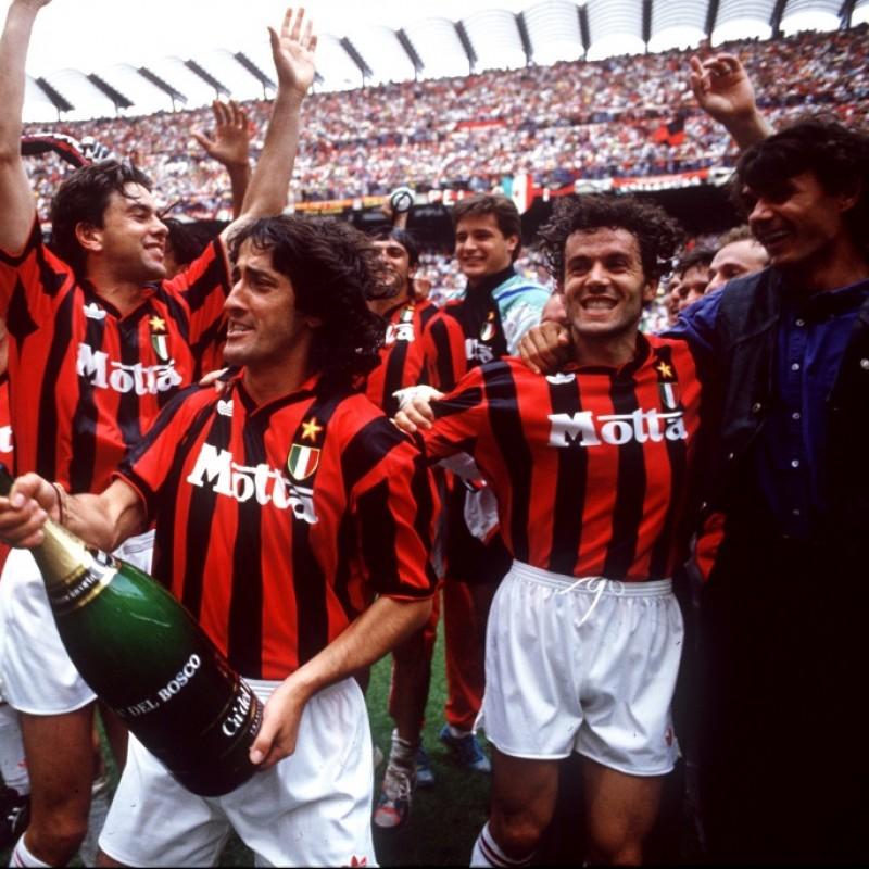 Maglia Gara Donadoni Milan, 1992/93