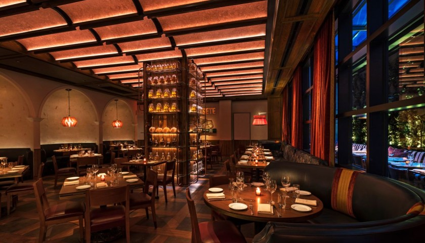 Dinner for Two at Feroce in New York with Francesco Panella