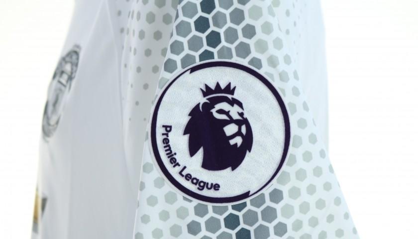 Pogba's Manchester United Match Shirt, PL 2016/17