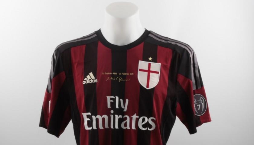 Maglia Home AC Milan CHRISTIAN ZAPATA
