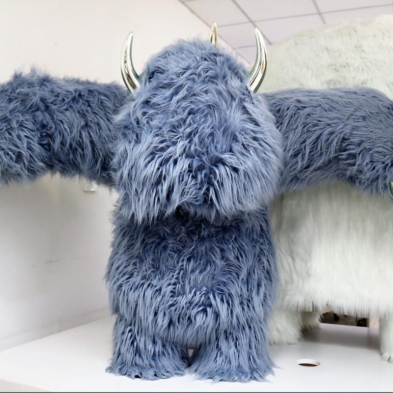 Giant Stuffed Animal - Monster