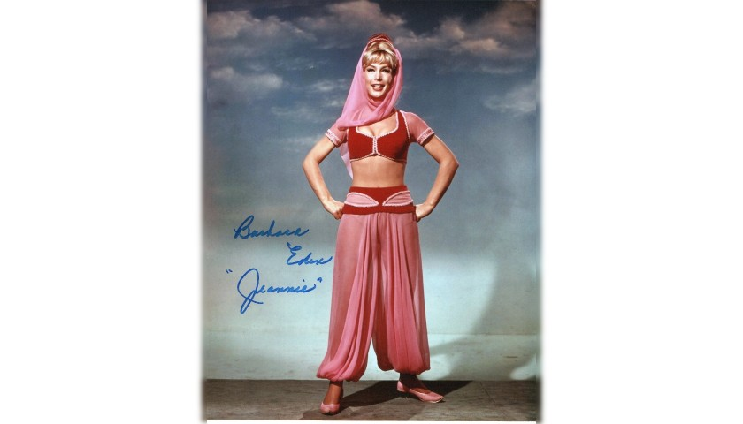 Barbara Eden Signed Photograph