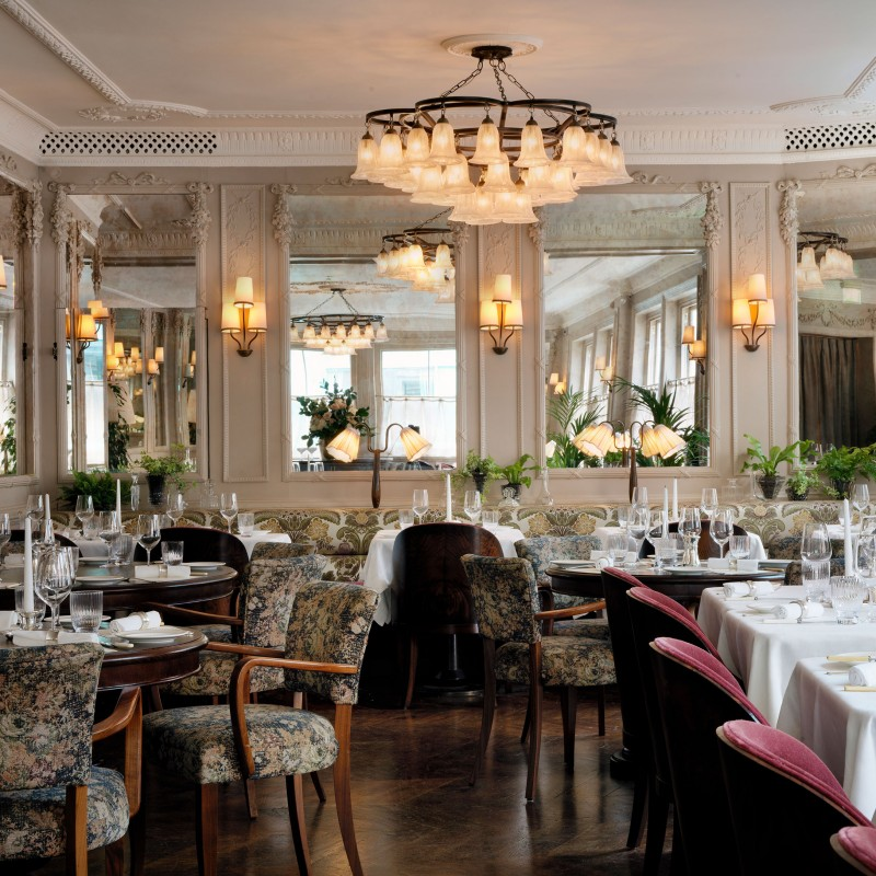 Lunch with Amol Rajan at Kettner's Townhouse for Two People
