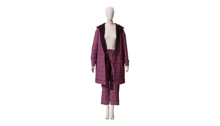 Unisex Suit Designed by Pilar Dalbat