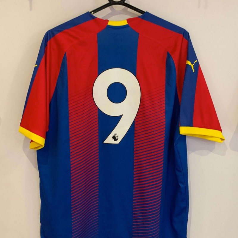 Play Centre Forward Alongside Crystal Palace F.C Legends Andy Johnson and  Andy Gray e87bcc3e484