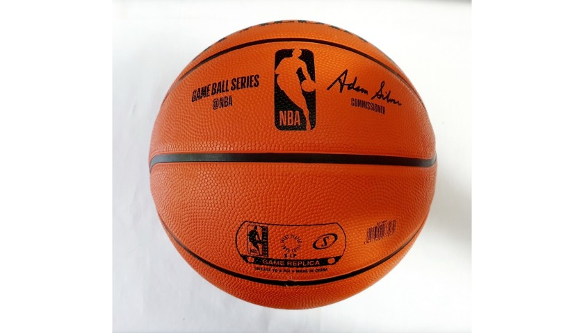 Official Spalding Basketball - Signed by Scottie Pippen