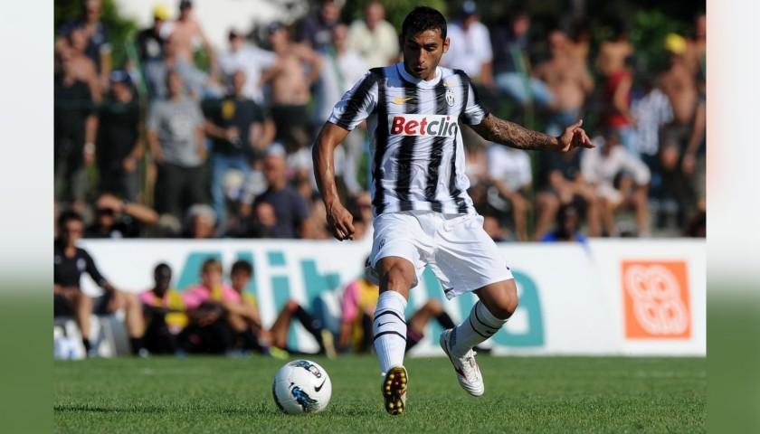 Pazienza's Juventus Match Shorts, 2011/12