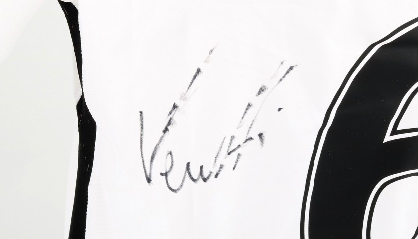 Official Verratti PSG Shirt, 2016/17 - Signed