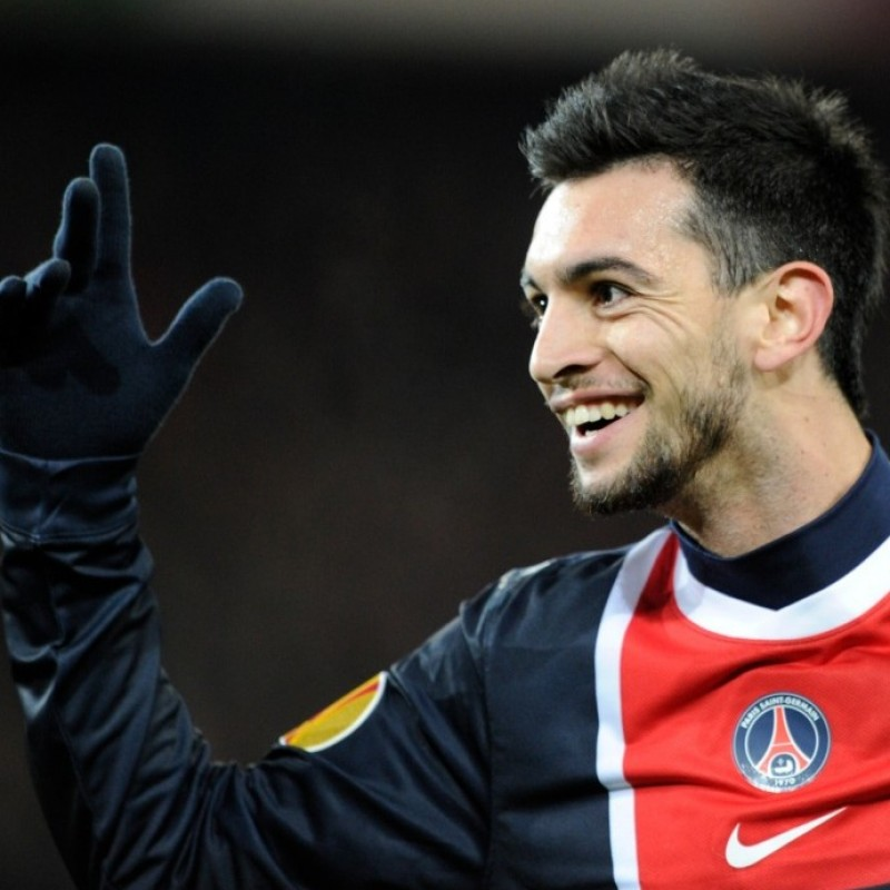 Dinner for two with Javier Pastore, PSG midfielder