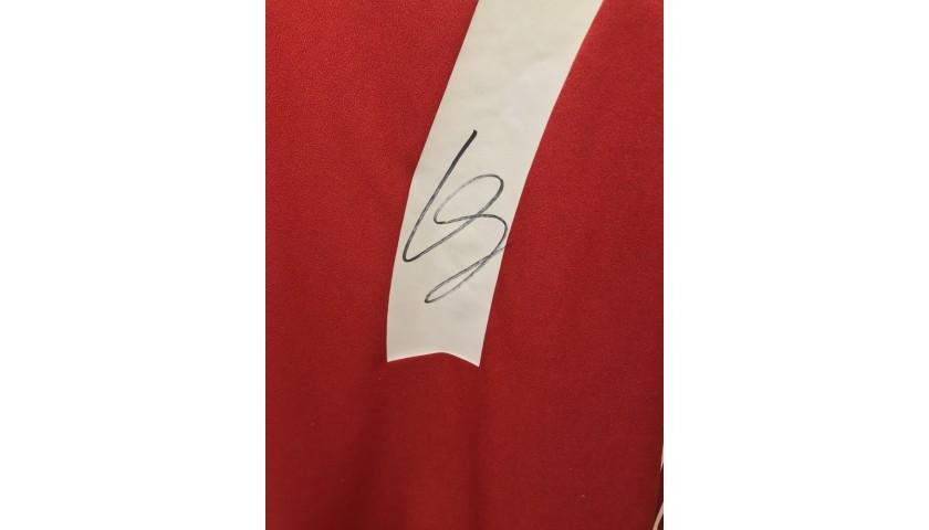 Nakata's Official Perugia Signed Shirt, 1998/99