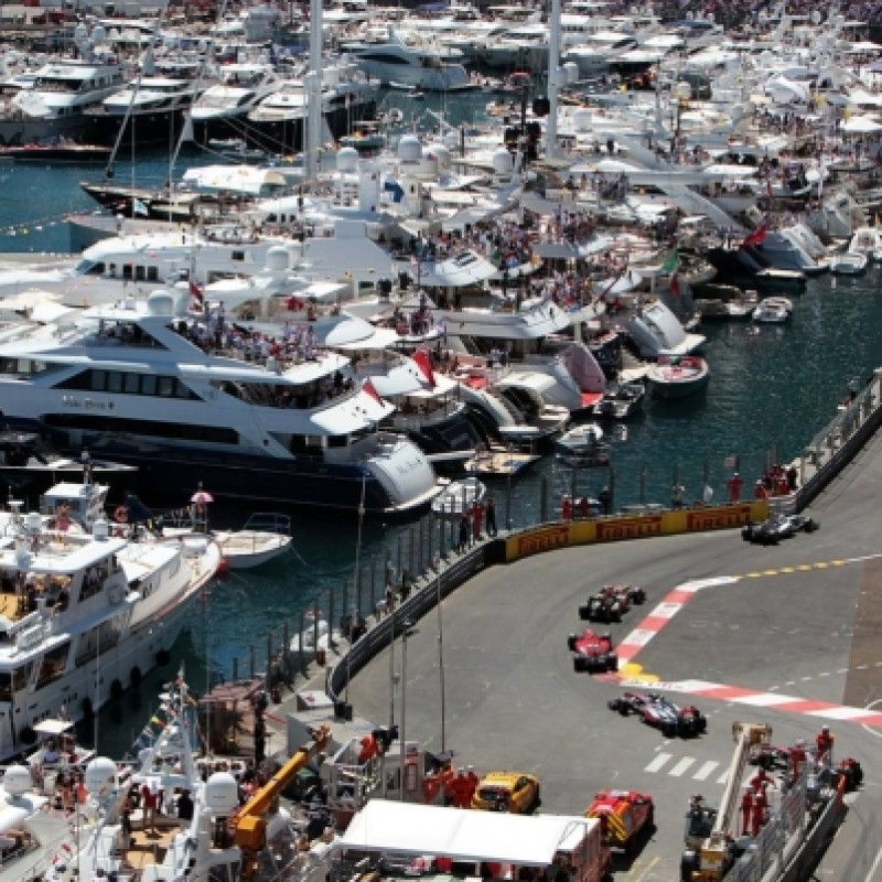 VIP Superyacht Hospitality for Two at the Monaco GP, Hosted by Eddie Jordan