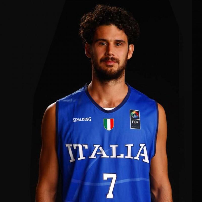 Vitali's Italia Basket Match Jersey, 2019/20