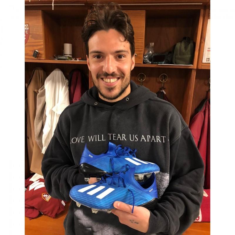 Adidas Boots Issued to Simone Verdi