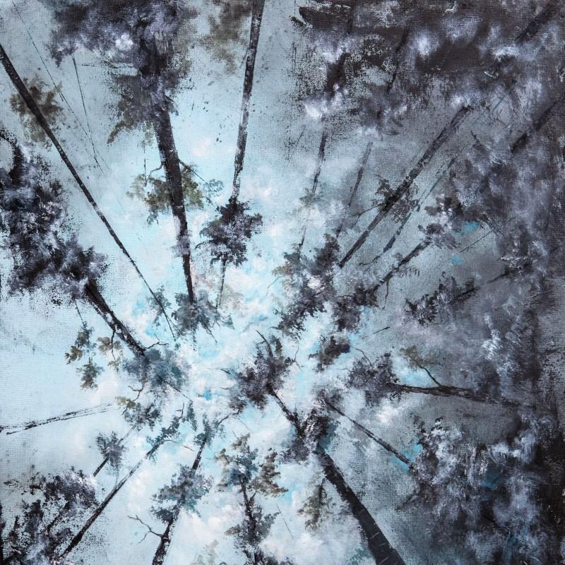 """""""Alberi in blu"""" by Fabio Cipolla"""