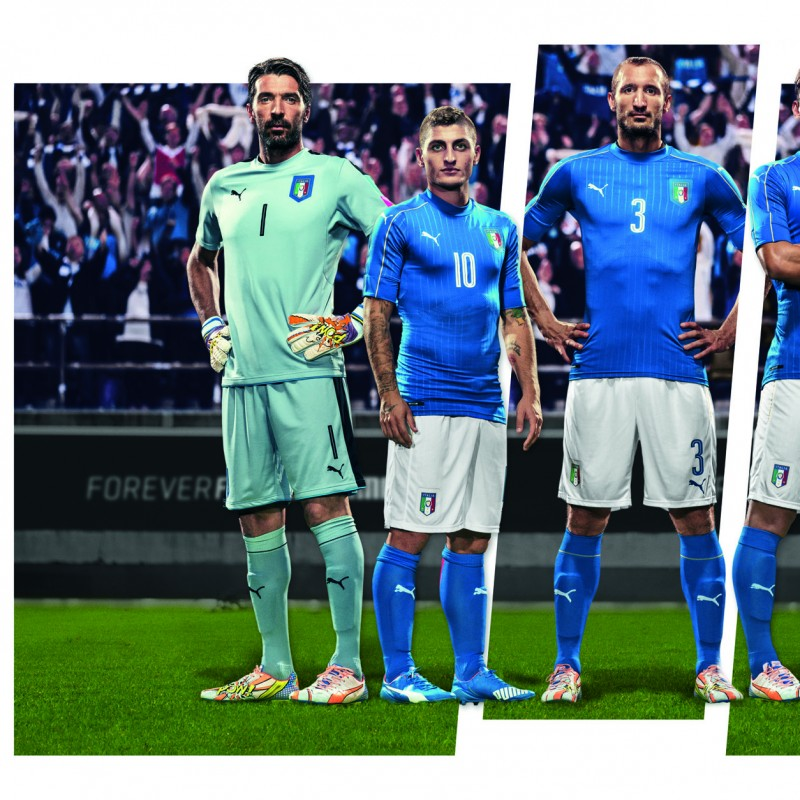 Watch Italy-Ireland from Angelo Ogbonna's Seats