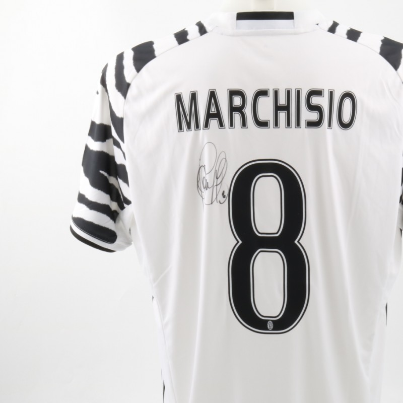 Official Marchisio Shirt - Signed