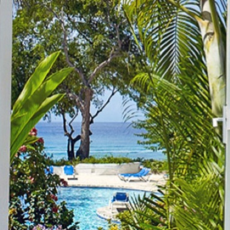 Private Luxury Villa for 6 in St. James, Barbados