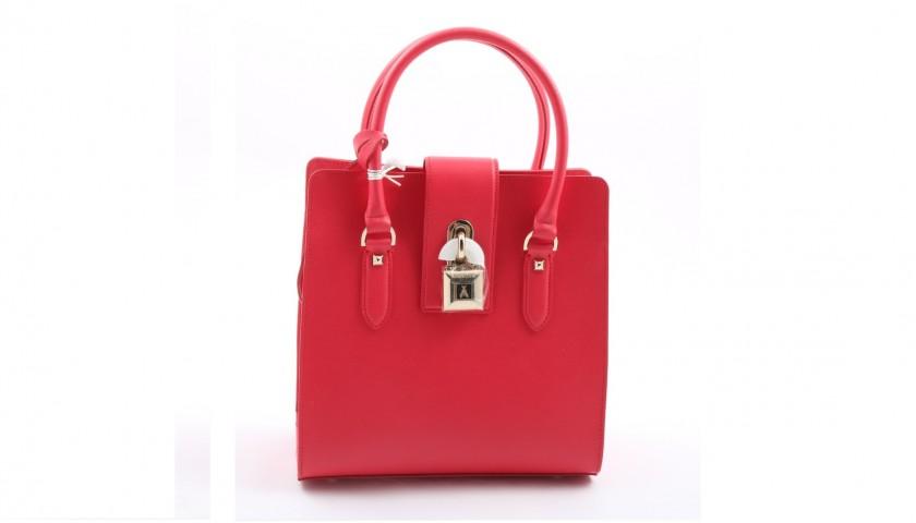 Leather Bag by Patrizia Pepe