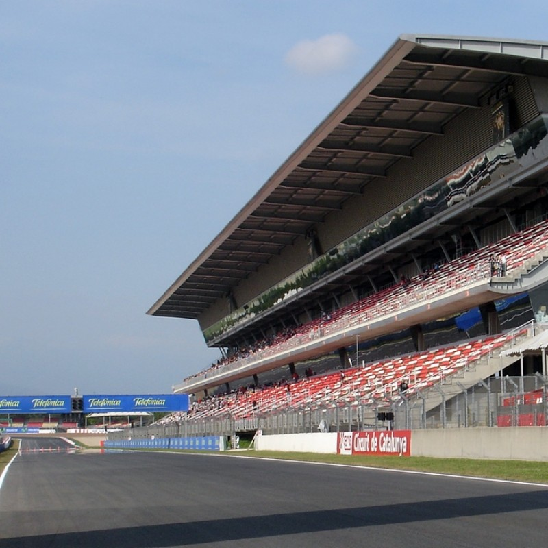 Attend the F1 Barcelona-Catalunya February 20 test day as a guest of Team Pirelli